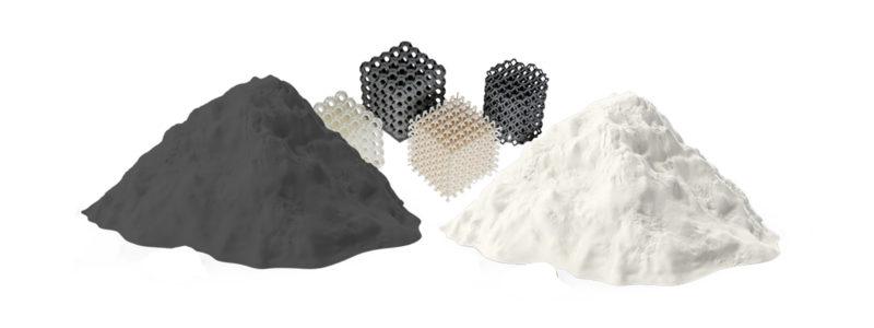 3D-Druck mit Kunststoffpulver